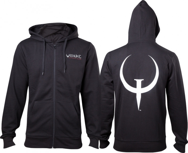 Quake - Logo Men's Hoodie