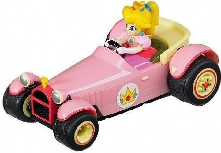 Mario Kart DS Racer Peach