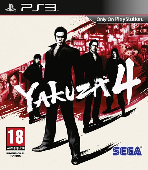 Yakuza 4