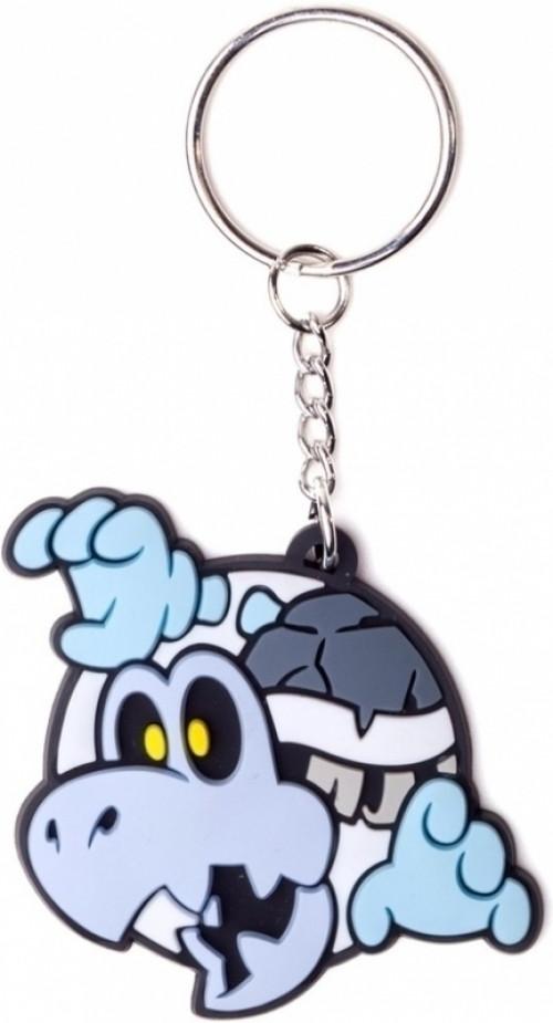 Nintendo Rubber Keychain Dry Bones