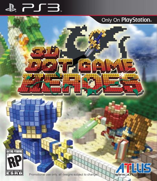 Goedkoopste 3D Dot Game Heroes
