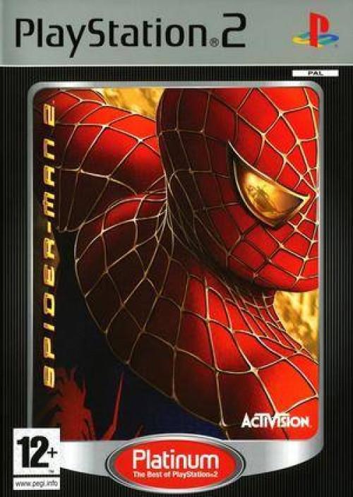 Spider-man 2 (platinum)