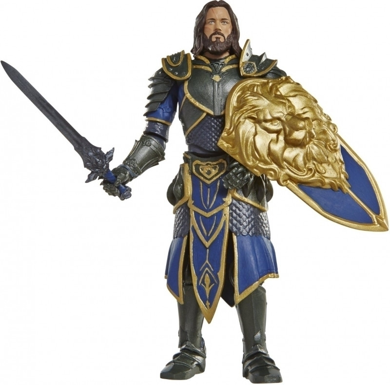 Warcraft Action Figure - Lothar
