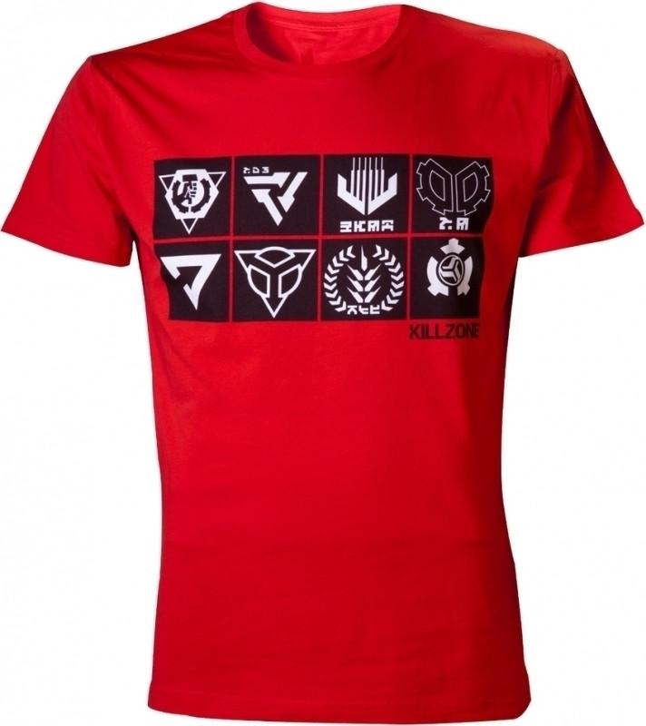 Killzone T-Shirt Icons