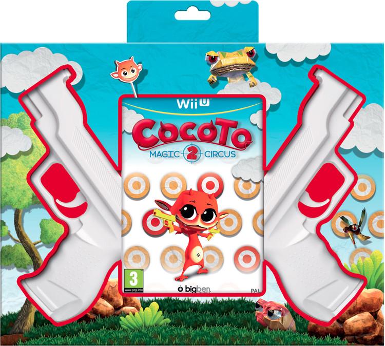Goedkoopste Cocoto Magic Circus 2 + 2 Guns