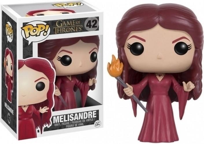 Game of Thrones Pop Vinyl: Melisandre kopen