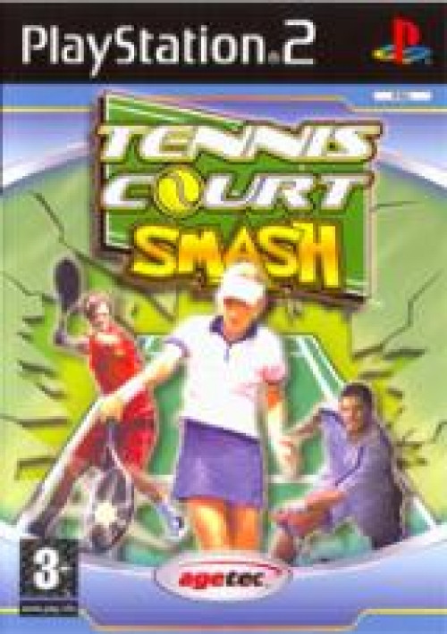 Image of Tennis Court Smash