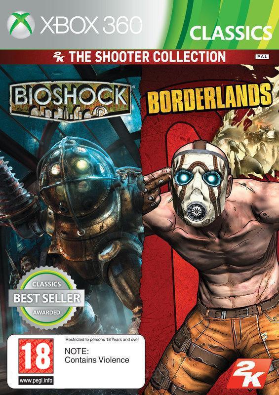 Image of Bioshock / Borderlands Pack (Classics)