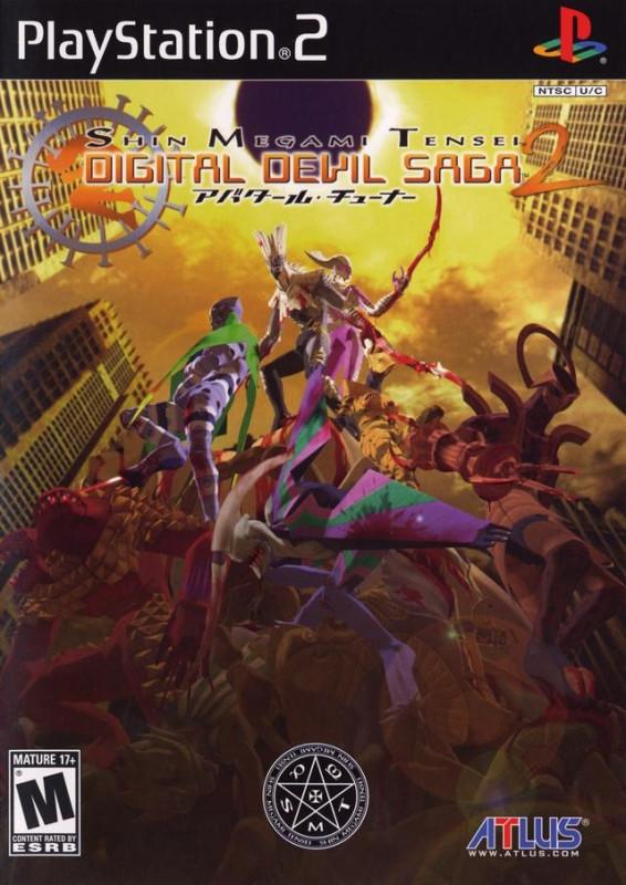 Goedkoopste Shin Megami Tensei Digital Devil Saga 2