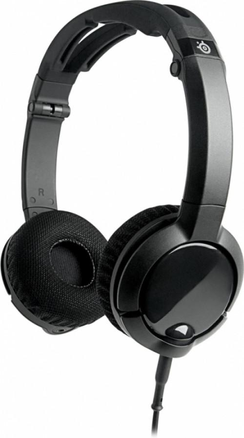 SteelSeries Flux Headset (Black)