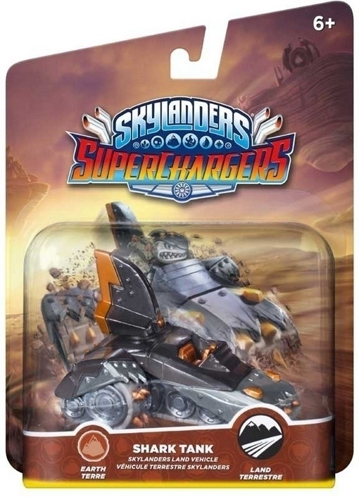 Skylanders Superchargers - Shark Tank (Voertuig)