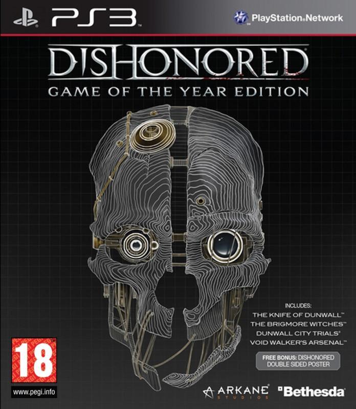 Goedkoopste Dishonored (GOTY Edition)