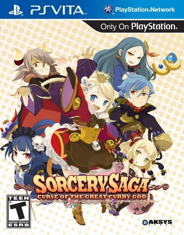 Image of Sorcery Saga