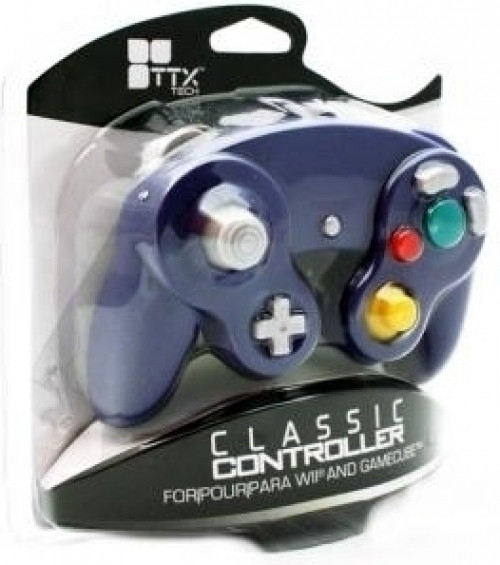 Gamecube Controller Purple (TTX Tech)