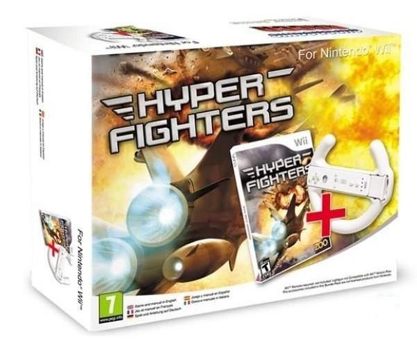 Hyper Fighters + Flight Controller (Bundel)