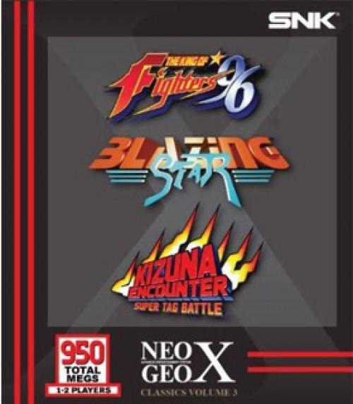 Image of Neo Geo X Classics Volume 3