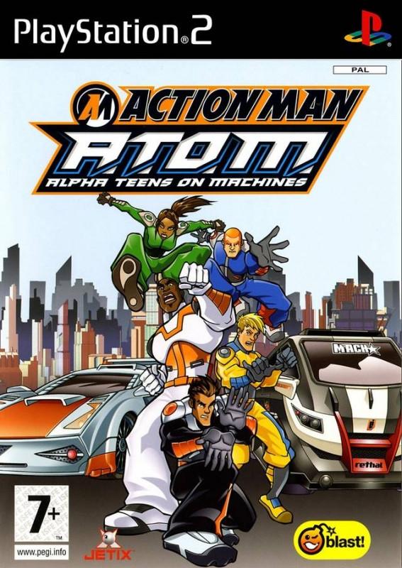 Goedkoopste Action Man A.T.O.M.