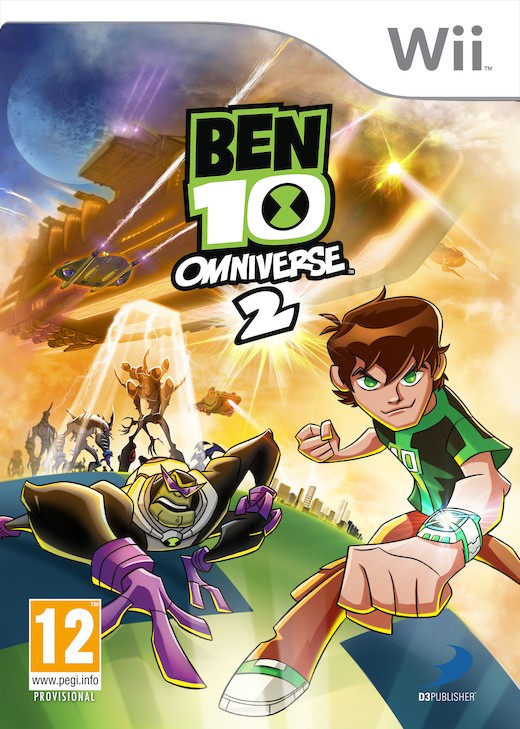 Image of Ben 10 Omniverse 2