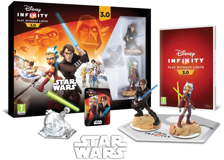 Goedkoopste Disney Infinity 3.0 Star Wars Starter Pack