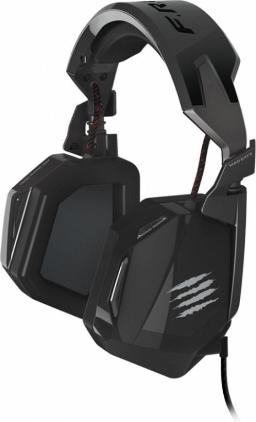 Madcatz F.R.E.Q. 4D Headset (Back)