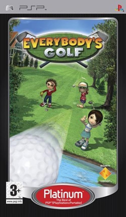 Goedkoopste Everybody's Golf (platinum)