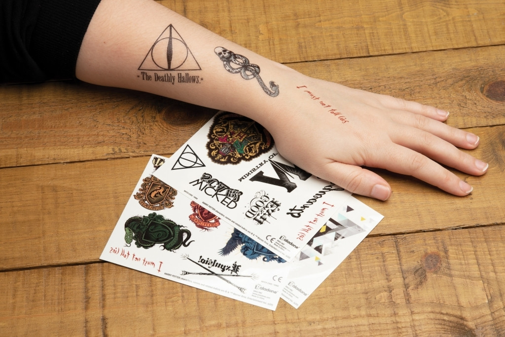 Harry Potter - Temporary Tattoos kopen