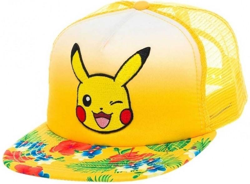 Pokemon - Pikachu Trucker Snapback