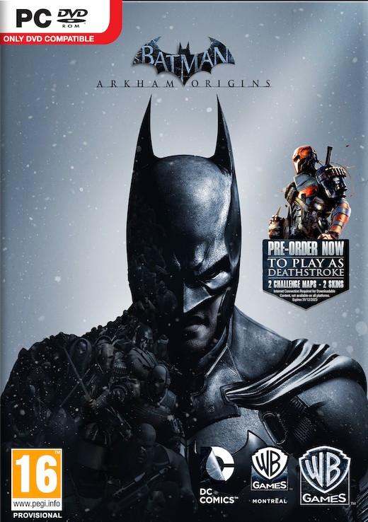 Batman Arkham Origins kopen