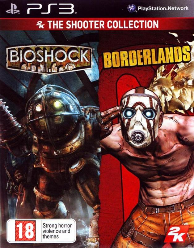 Image of Bioshock / Borderlands Pack