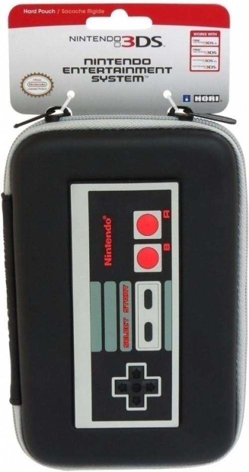 Hori Hori, Retro NES Design Hard Pouch New 3DS XL (3DS-443U)