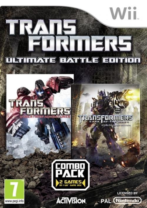 Transformers Ultimate Battle Edition kopen