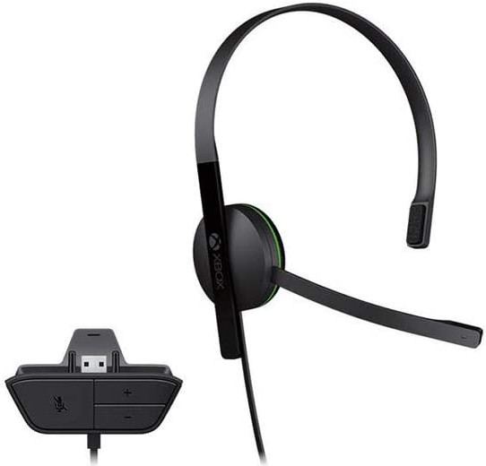 Microsoft Xbox One Chat Headset (0345678979797)