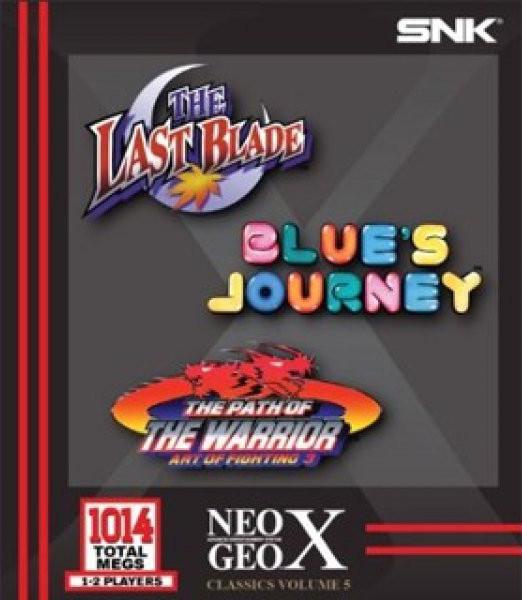 Image of Neo Geo X Classics Volume 5