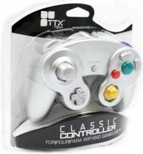 Gamecube Controller Silver (TTX Tech)