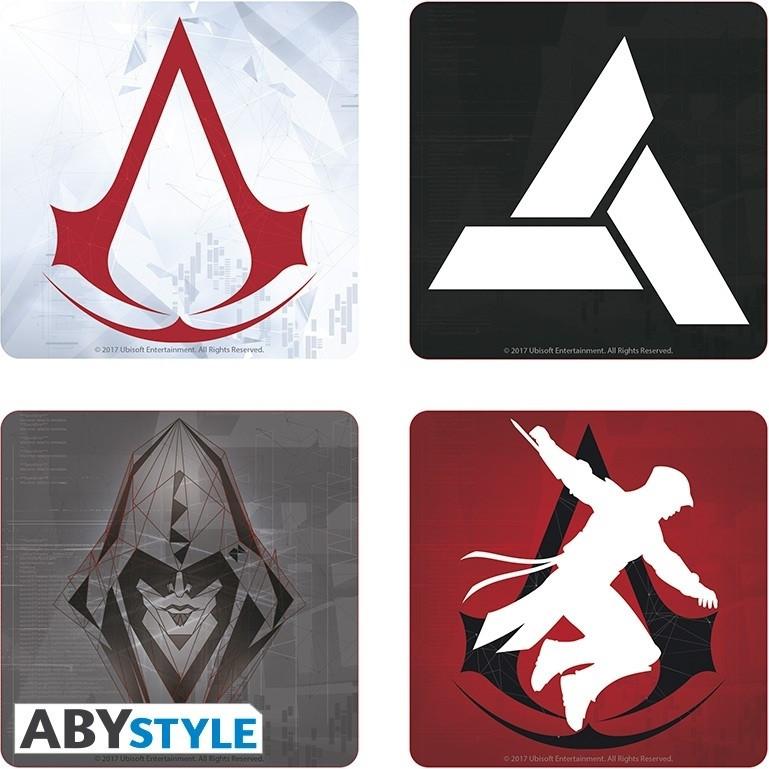 Assassin's Creed Coasters