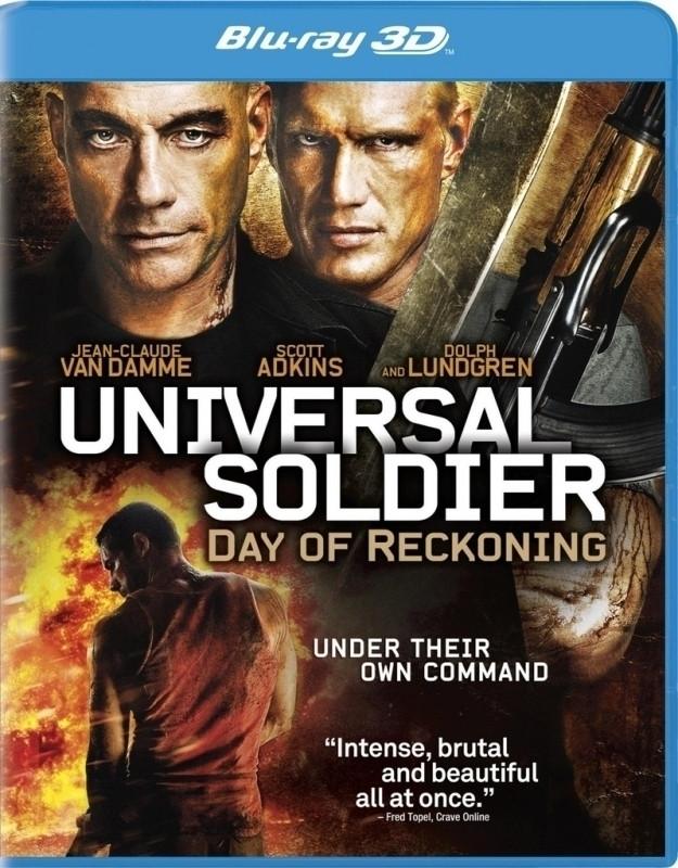 Universal Soldier 3D