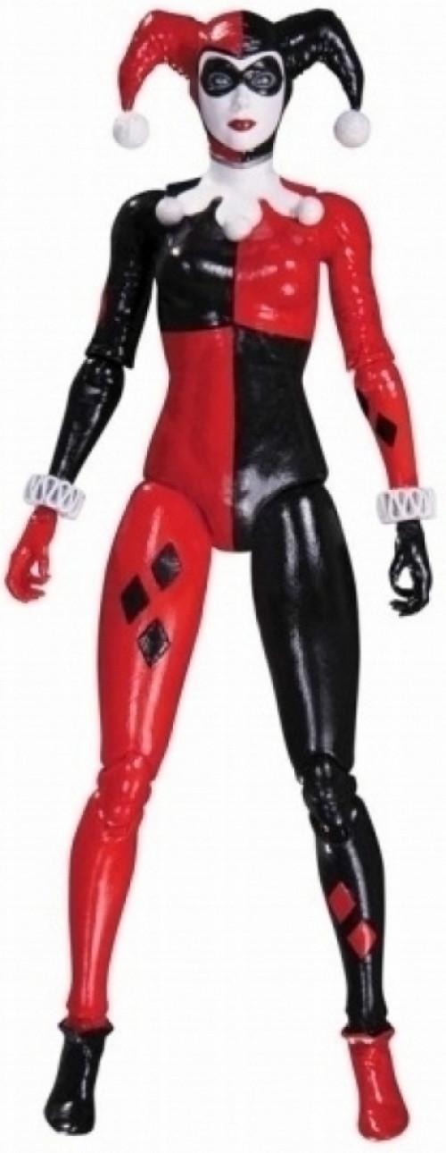 Image of Batman Arkham Knight: Harley Quinn Action Figure (Clown Costume)