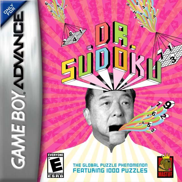 Afbeelding van Dr. Sudoku