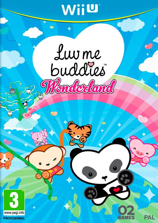 Luv Me Buddies: Wonderland kopen