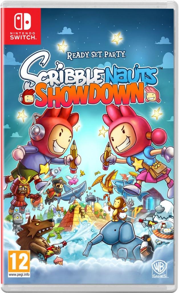Warner Bros Scribblenauts Showdown Nintendo Switch (1000704599)