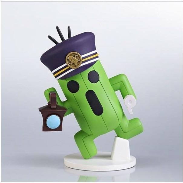 World of Final Fantasy Static Arts Mini Cactuar Conductor
