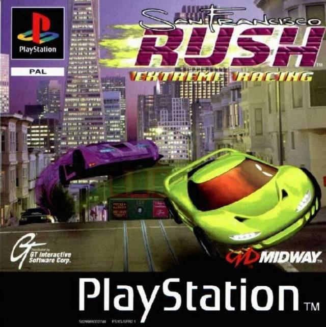 San Francisco Rush