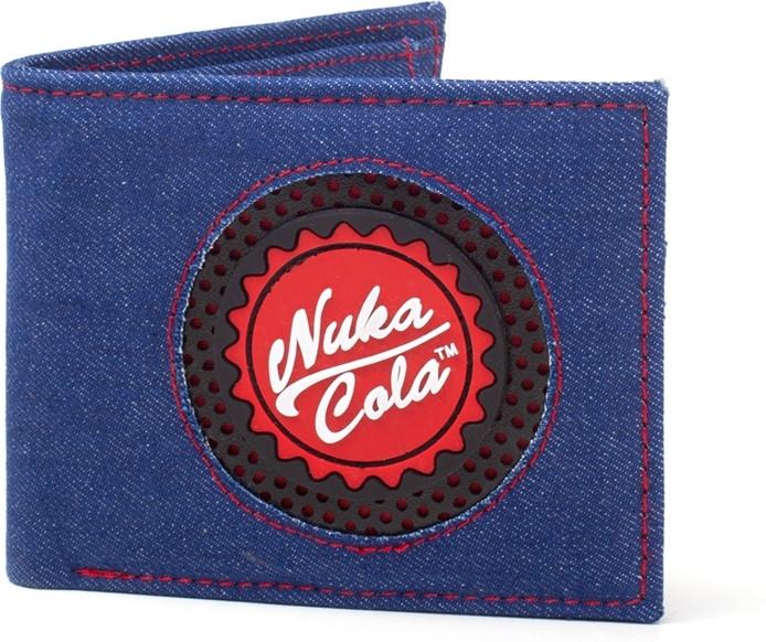 Fallout - Nuka Cola Bottle Cap Bifold Wallet kopen