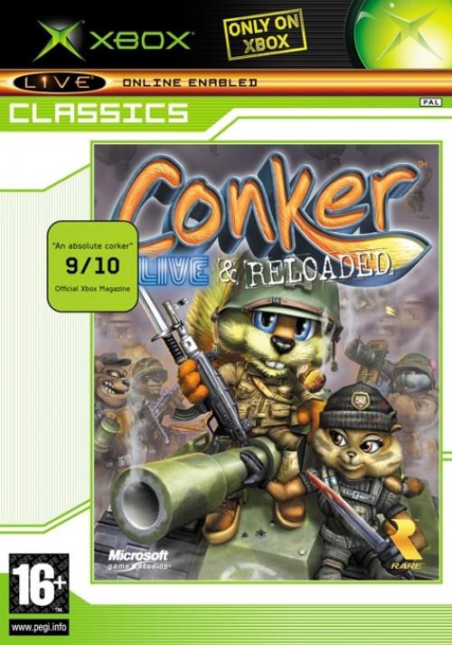 Conker Live & Reloaded (classics) kopen