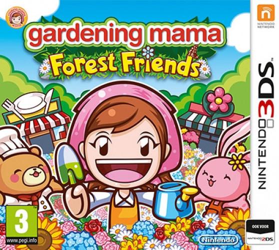 Gardening Mama, Forest Friends 3ds