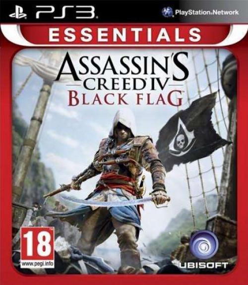 Goedkoopste Assassin's Creed 4 Black Flag (essentials)