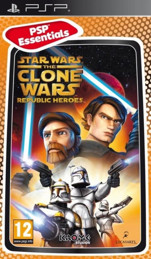 Star Wars The Clone Wars Republic Heroes (essentials) kopen