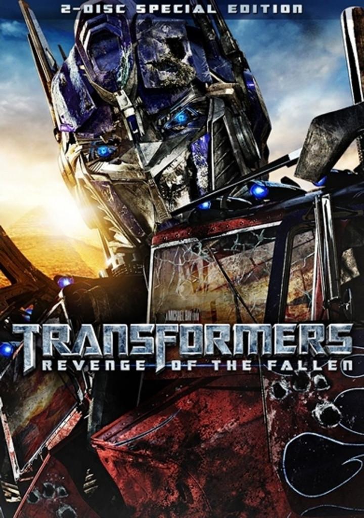 Transformers 2 Revenge of the Fallen 2-disc special edition (UK) kopen
