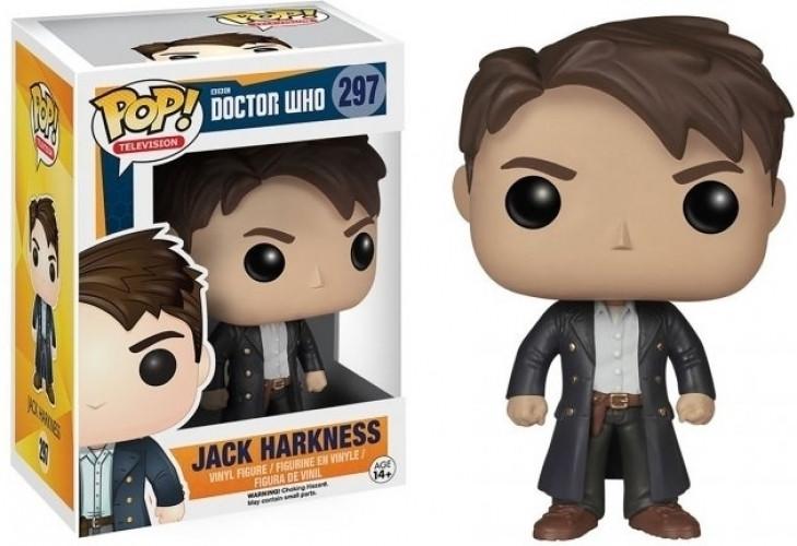 Doctor Who Pop Vinyl: Jack Harkness