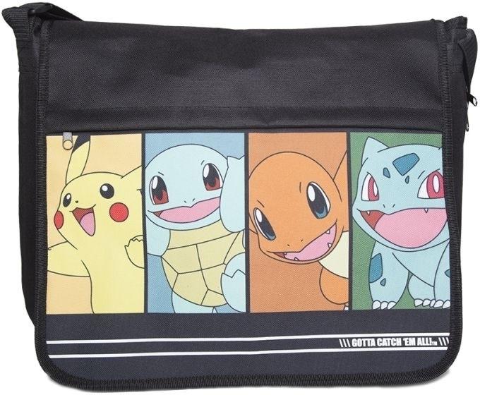 Pokemon - Starting Characters Messengerbag